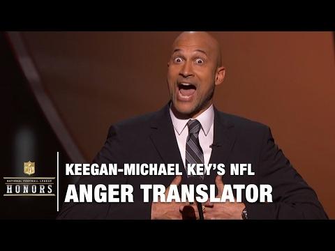Keegan-Michael Key's NFL Anger Translator | 2017 NFL Honors