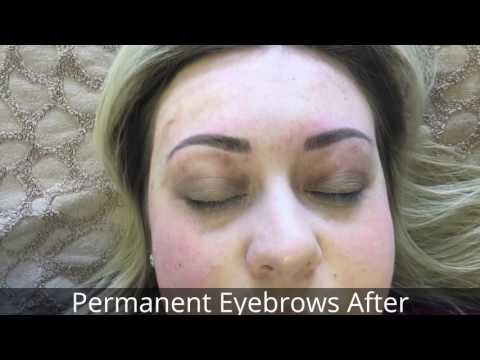 Permanent Eyebrows | Emma Hall Beauty