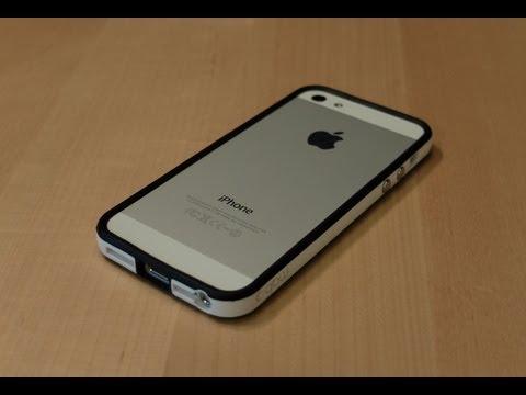 Mobc iPhone 5 Case Slim Bumper