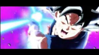 Ultra Instinct Unleashed [AMV] Runnin ~ Creed 2