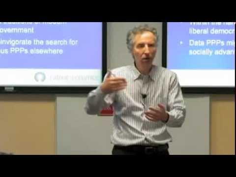 Nicholas Gruen on Government as Impresario: Emergent Public Goods & Public Private Partnerships 2.0