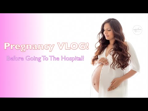 FEW HOURS BEFORE THE BIG DAY! 39th Week Pregnancy Vlog