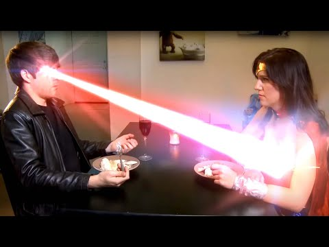 If Superheroes Were Real!