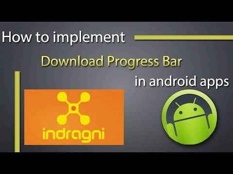 How to Implement a Download Progress Bar in your Android Application