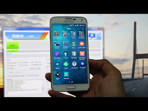 How to root Galaxy S5 running Android 5.0 Lollipop