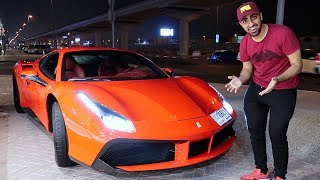 SURPRISING MY FAMILY WITH A NEW CAR !!!