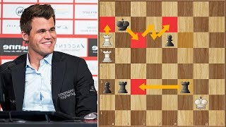 Be Afraid Fabi, Be Very Afraid | MVL vs Carlsen | Biel Chess 2018