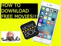 *NEW* HOW TO DOWNLOAD UNLIMITED FREE MOVIES ON IPHONE, IPAD OR IPOD!