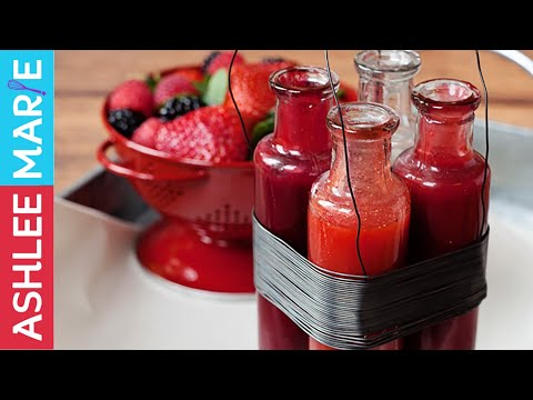 How to make a Berry Coulis