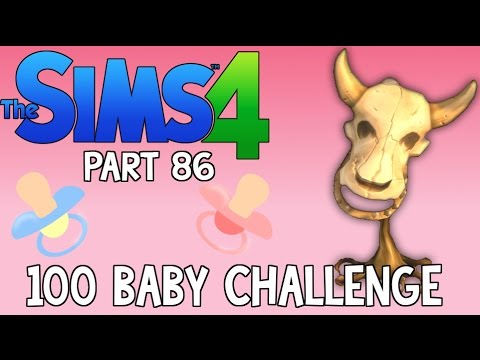 The Sims 4: 100 Baby Challenge - Cow Plant Disaster (Part 86)