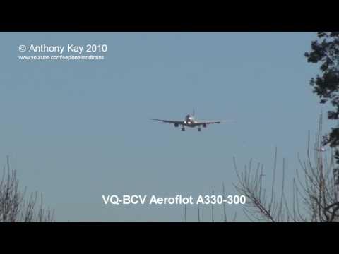 VQ-BCV Aeroflot A330-300