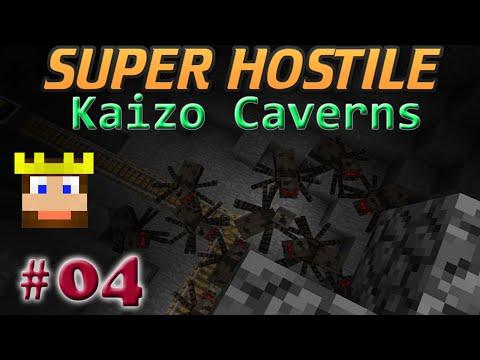 Super Hostile - Kaizo Caverns: Ep 04 - Have an Arrow Party