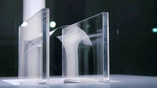 Ultra Thin Glass   How It