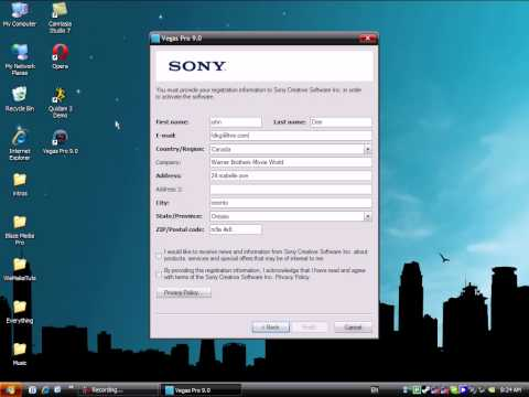 How To Download Sony Vegas 9.0 Trial Version