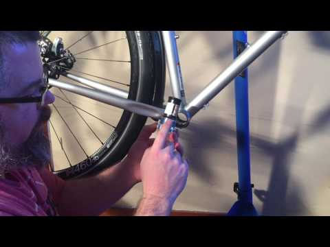 How To Install a Bottom Bracket