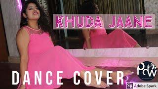 KHUDA JAANE | DANCE COVER | CONTEMPORARY DANCE | PALLAVI'S DANCE WORLD |