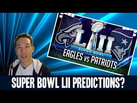 Nukem384 News: Who Will Win Super Bowl LII?