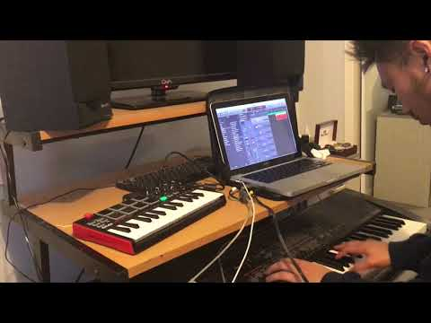 MAKING A BEAT OUT OF IPHONE'S VIBRATION