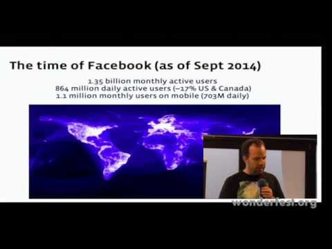 Love in the Time of Facebook - Data Science