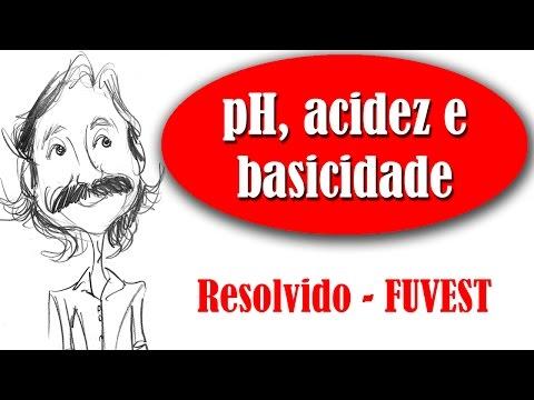 pH, acidez e basicidade - Resolvido 06