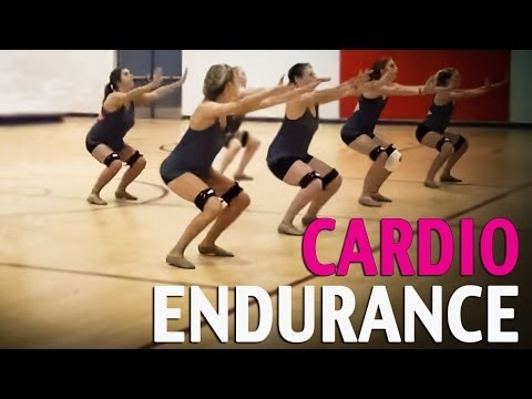 High School Dance Cardio Endurance workout | Kinetic Bands