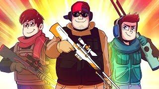 Counter Strike: DESAFIO DA BREAKMEN ‹ EduKof ›
