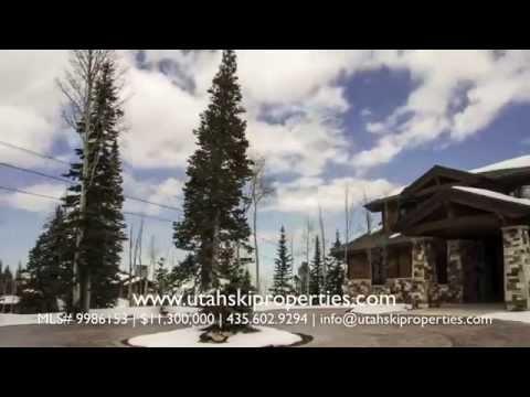 63 Red Cloud, Deer Valley, Utah | Empire Pass Real Estate