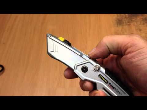 Gift - Stanley knife