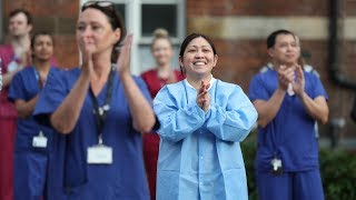 Live: The nation gathers for Clap for our Carers for 10th week - May 28 | ITV News