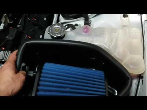 Mopar 6.4 392 Hemi cold air. Initial driving impressions.