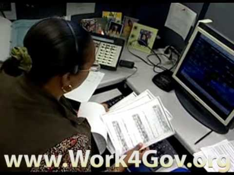 Apply For A Government Job - US Government is Hiring - Claims Takers Unemployment Benefits