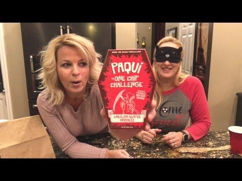 Paqui One Chip Challenge - Worlds Hottest Chip