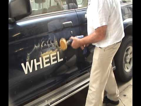 Whizzy Wheel Decal Remover - Remove Car & Truck Decals and Stickers in Minutes - Step by Step guide