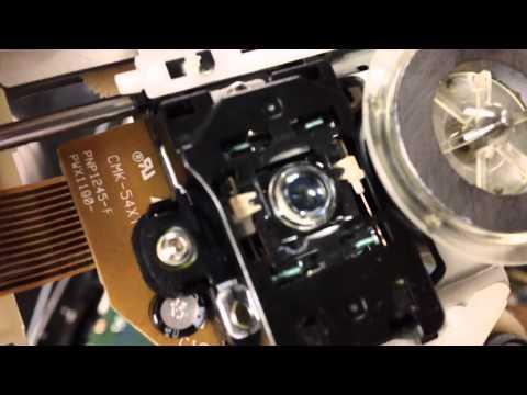 Pioneer 6 Disc Player Repair