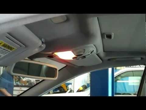 2001 Mercedes C240 Door Switch Issues