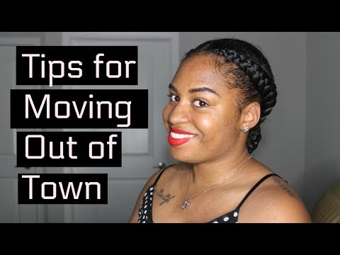 Tips for Moving to a Different City + Where I Moved?