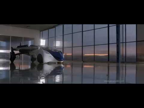 AeroMobil 3.0 - official video