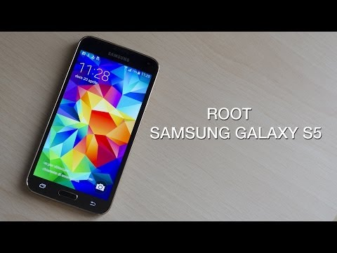 Root Samsung Galaxy S5!
