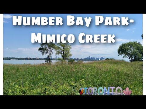 Humber Bay Park- Mimico Creek-Toronto