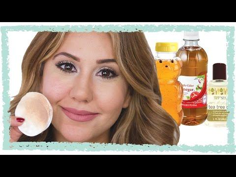 DIY Acne Wash For Oily Skin