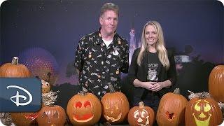 Diy Halloween Pumpkin Carving Walt Disney World