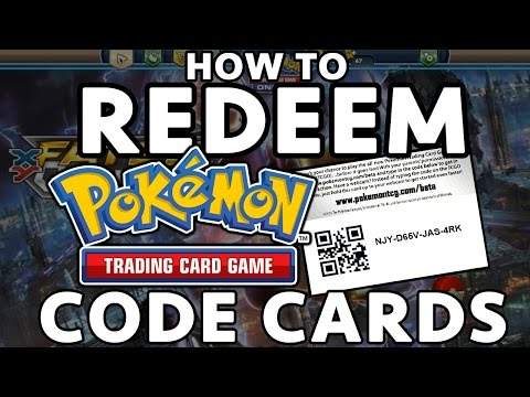 How to Redeem Pokemon TCG Online Code Cards! (UPDATED 2016)
