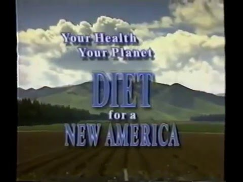 A diet for a new America (John Robbins)