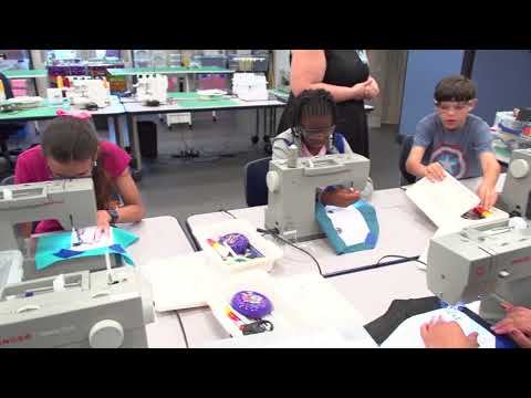 It's Sew Easy Camps for Tweens and Teens