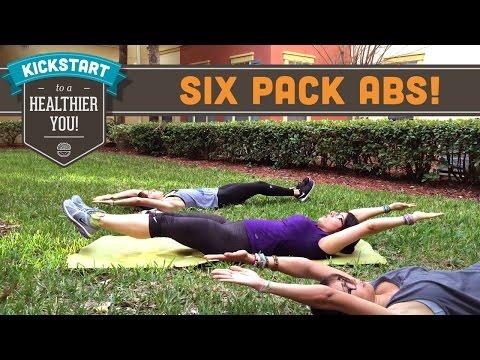 5 Minute Abs Workout - Six Pack Abs At Home! Workout Wednesdays - Mind Over Munch Kickstart Series