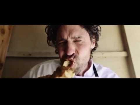Four in Hand chef Colin Fassnidge