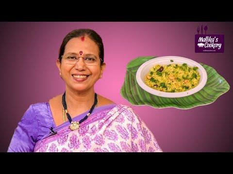 MANGAI SADAM : Mallika Badrinath | Indian Vegetarian Rice Recipes