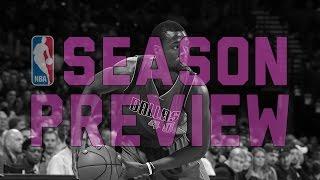 NBA Season Preview Part 8 - The Starters
