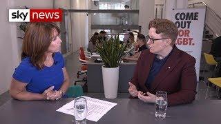 Kay meets... LGBT activist Ruth Hunt
