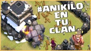 PRUEBA TU CLAN #78 - CLASH OF TUCU - A por todas con Clash of Clans - Español - CoC
